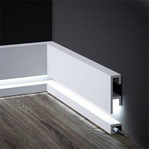 LED Sockelleisten