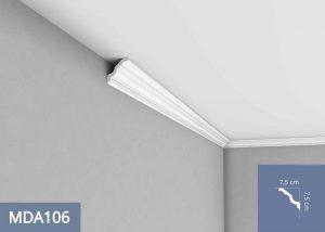 Deckenleiste - MDA106F (Flex) Mardom Decor